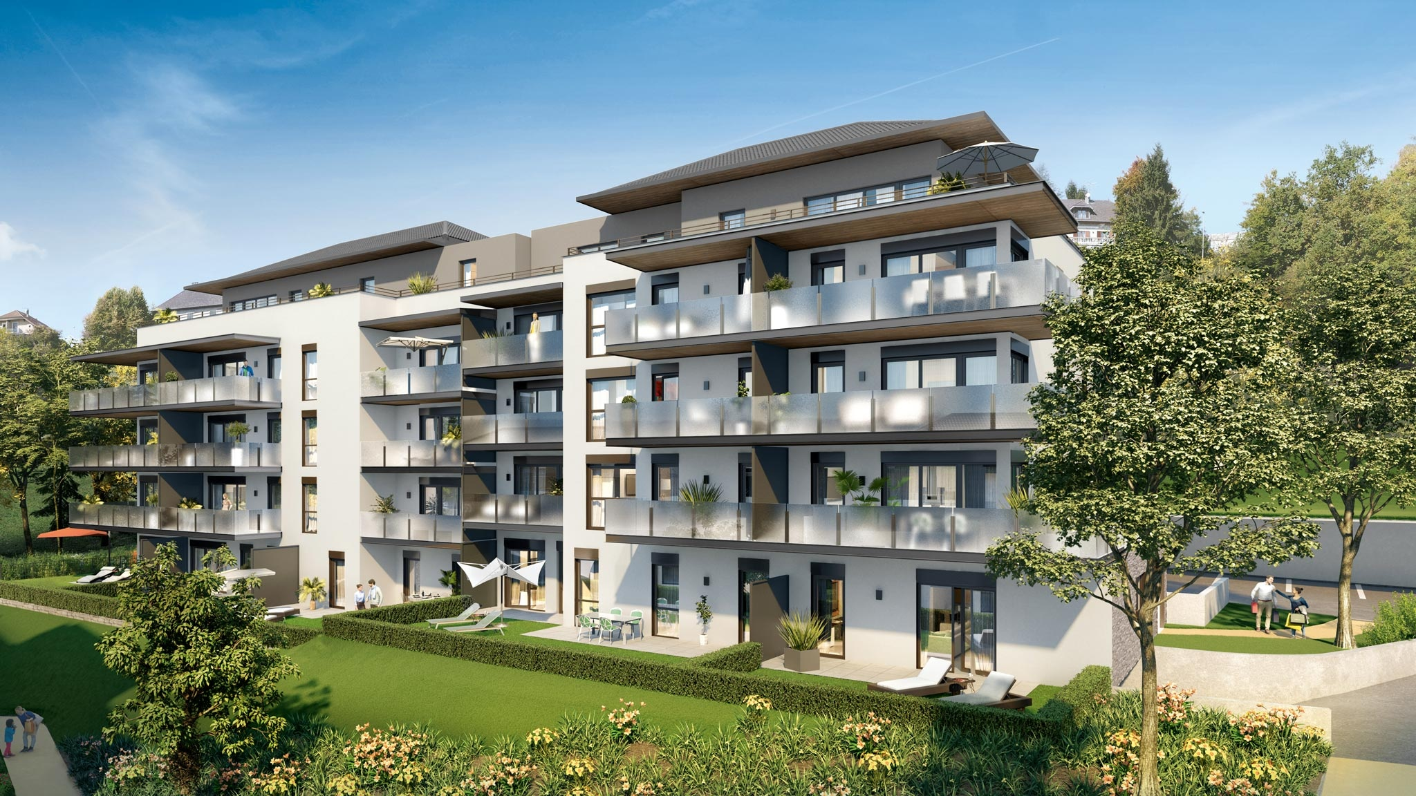 Programme immobilier neuf annecy