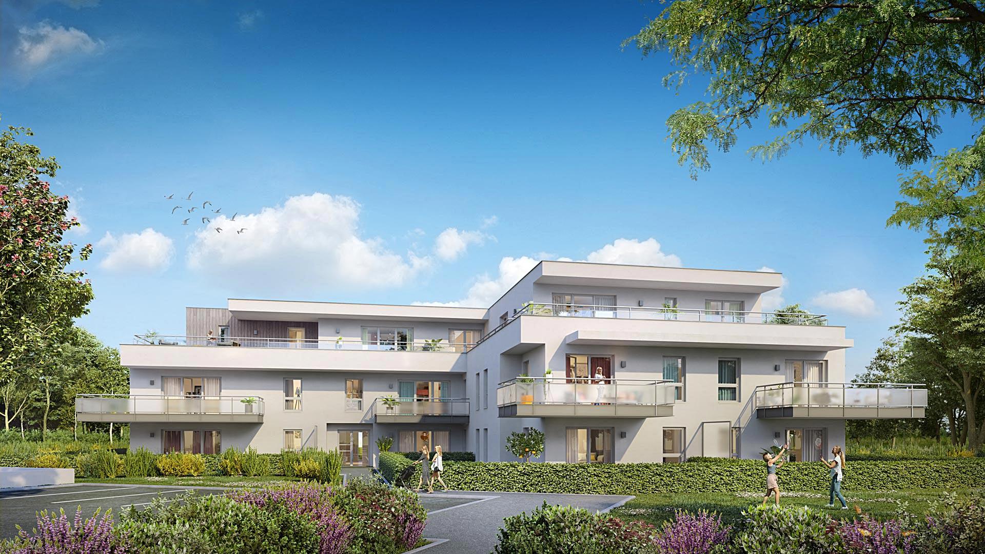 Versonnex immobilier programme neuf