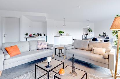 Appartements neuf à Cruseilles proche Annecy