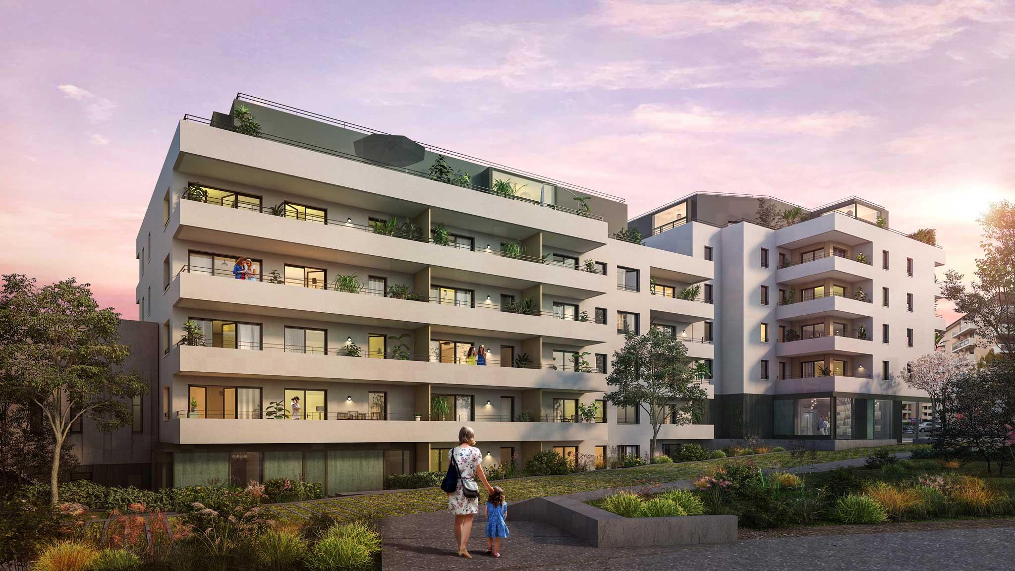 Saint-Julien-en-Genevois appartements neufs