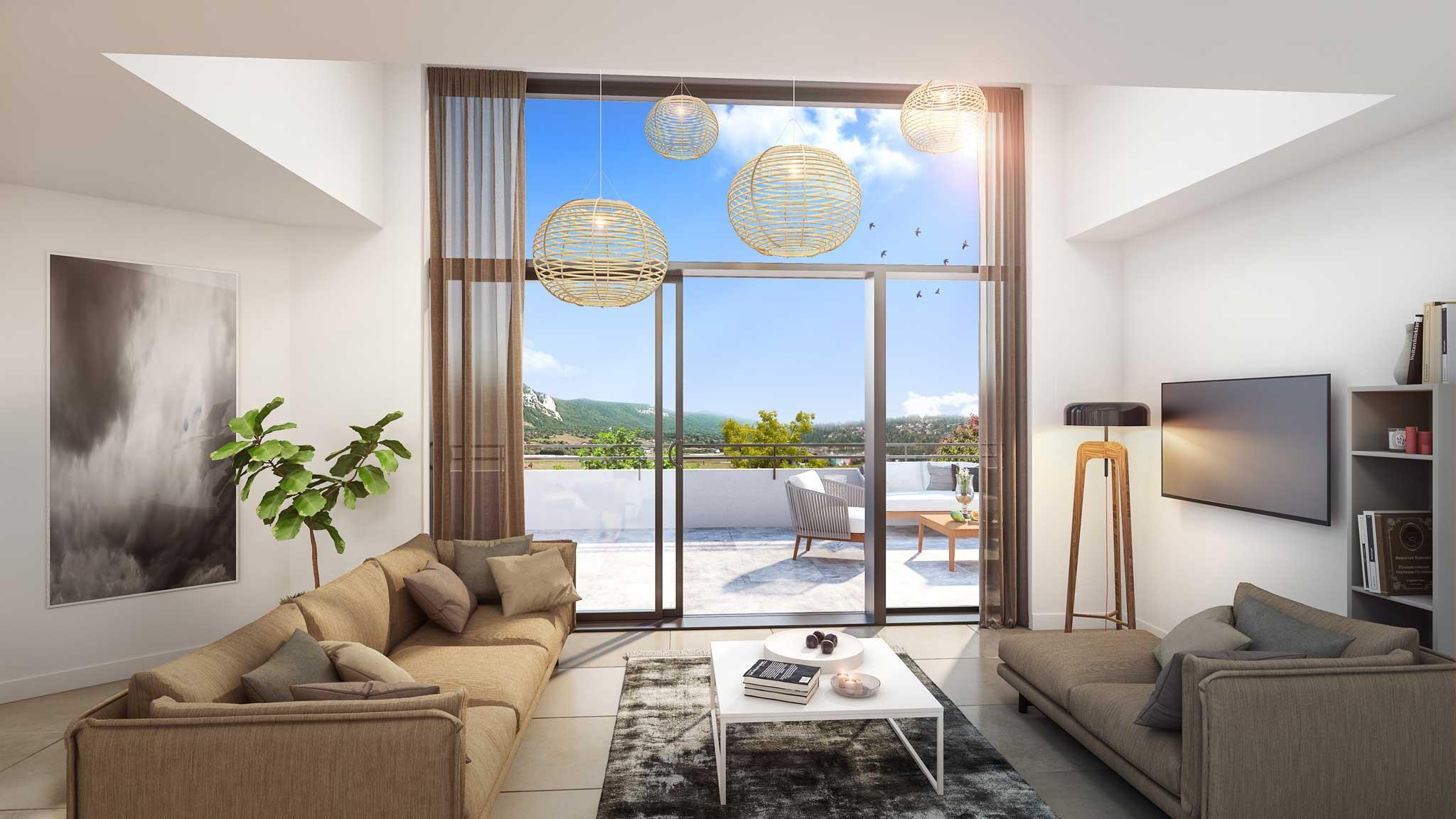 Programme immobilier à Saint-Julien-en-Genevois