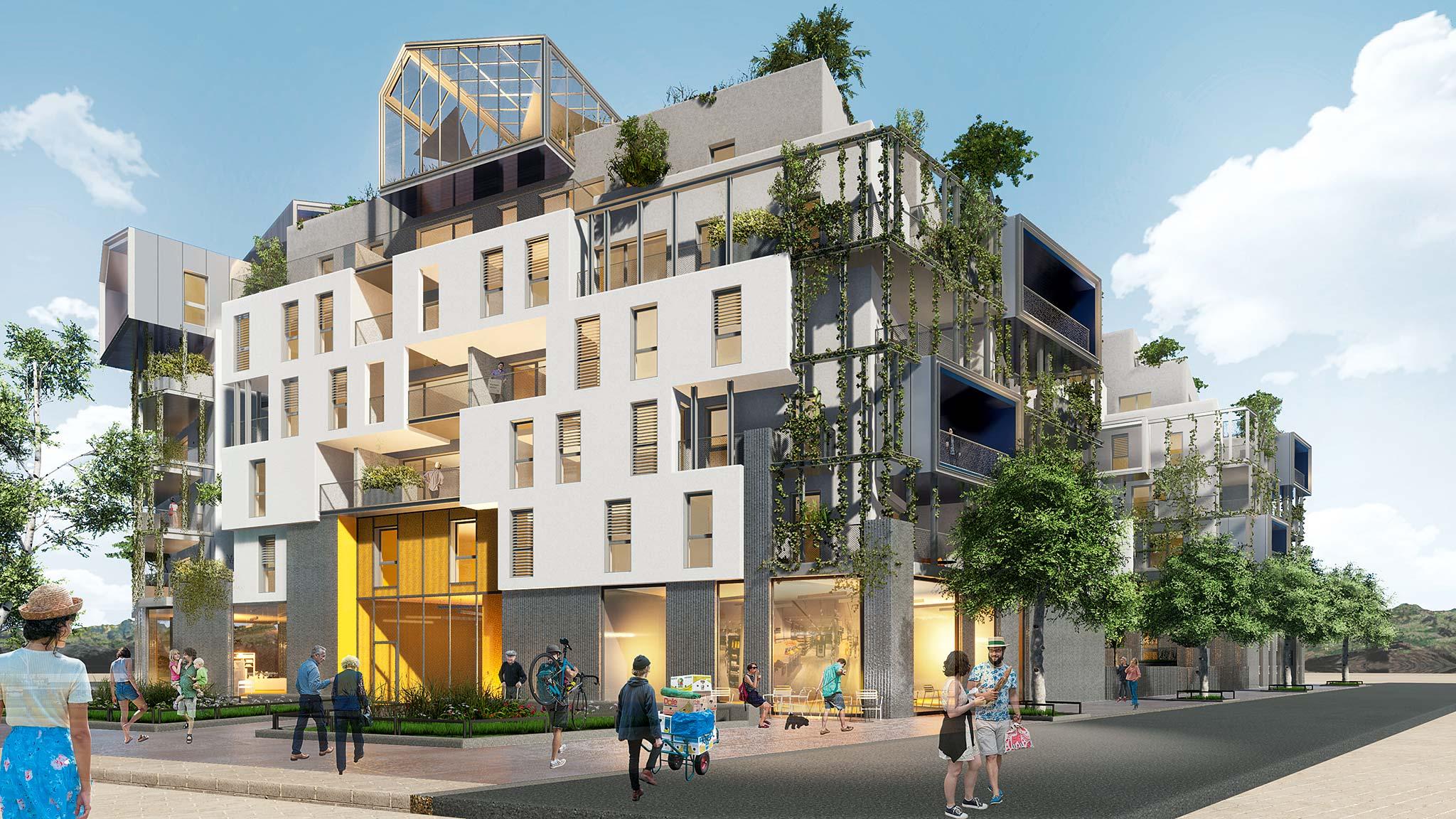 Nouveau programme immobilier neuf à Chambéry